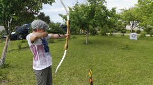 Šaudymo pamokos jaunuoliams